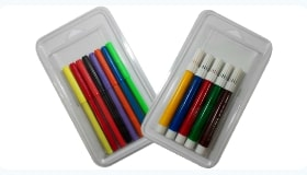 Embalagem blister para caneta